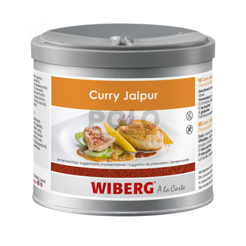 Curry jaipur 250 gr wiberg - 01000119