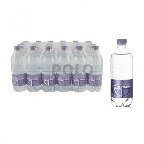 Acqua gassata pet 500 ml - 01009002