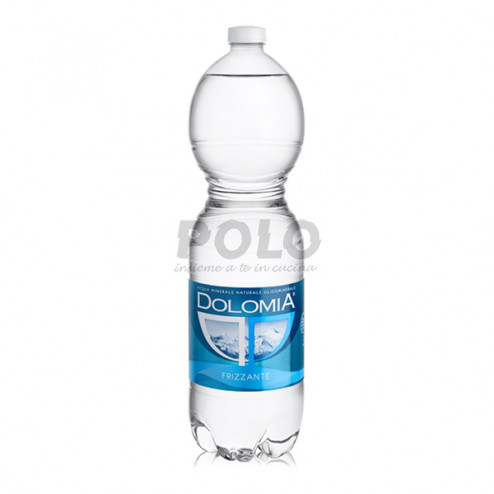 Acqua frizzante pet 1500 ml - 01009013