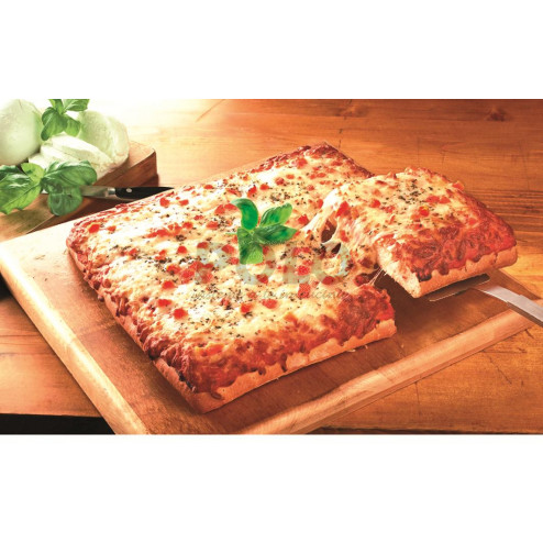 Pizza margherita trancio paren 6x900gr - 07110027