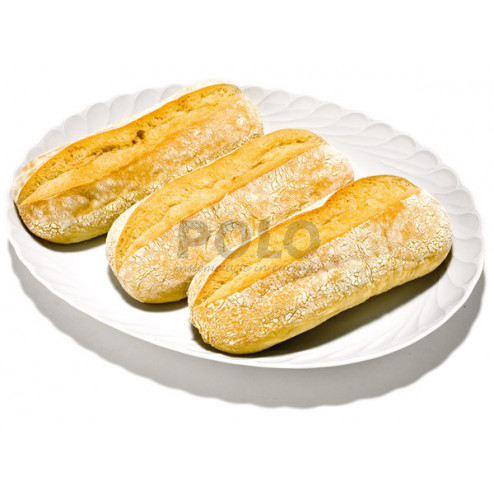 Pane ciabattina gr100 pz 36/ct - 07112212