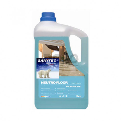 Neutro floor sanitec 5 kg - 09972080
