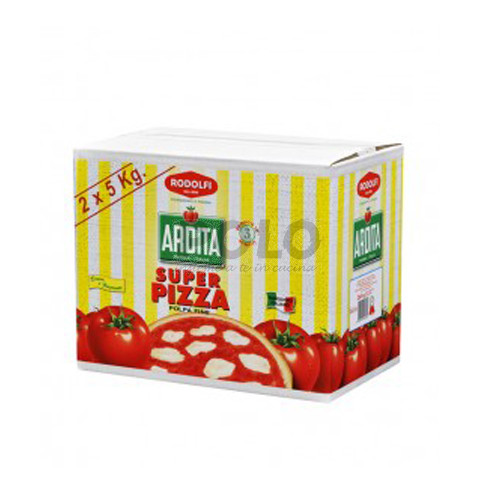 Polpa super pizza ardita bag box 10 kg - 09981594