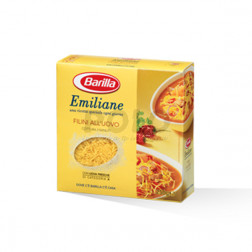 Barilla filini all'uovo gr 250