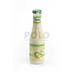 Dressing insalata erbette 500ml develey