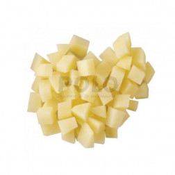 Patate a cubetti 10x10mm