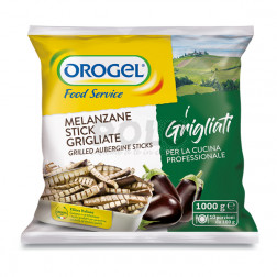 Melanzane stick grigliate orogel