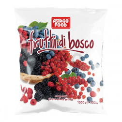 Macedonia frutti bosco