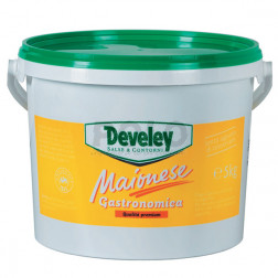 Maionese premium develey kg 5