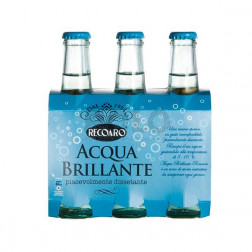 Acqua brillante recoaro 20 cl x 6 pz