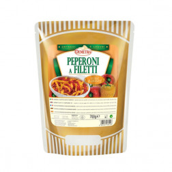 Peperoni filet.tricolore arrost.700 gr
