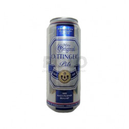 Birra oettinger in lattina 330 ml