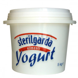 yogurt frutti di bosco 5 kg