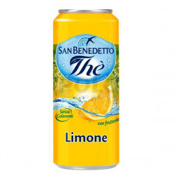 The' limone lattina 33 cl 24 pz/ct