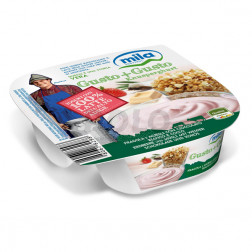yogurt mini pasto fragola/muesli 150gr