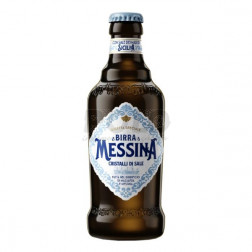 Birra messina in bottiglia 330 ml