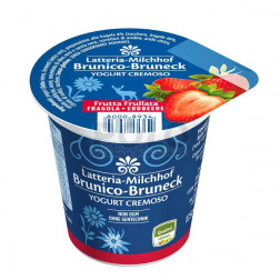 yogurt intero fragola gr 125