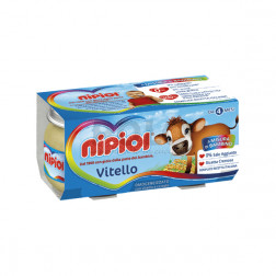 Omogeneizzati vitello 80gr 24pz/ct