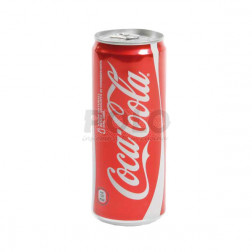 Coca cola in lattina 330 ml