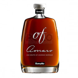 Amaro of bonollo 30% 70 cl