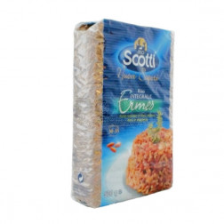 Riso rosso int. parboiled scotti 2x5kg