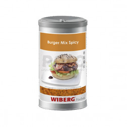 Miscela aromat. burger mix spicy wiberg