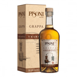 Grappa amarone barricata 45%