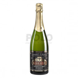 Vino koehly cremant d'alsace riesling