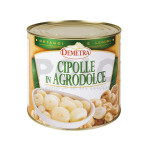 Cipolle in agrodolce demetra