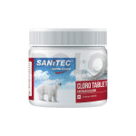 Cloro tablet sanitec 500 gr