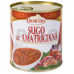 Sugo all'amatriciana 830 gr demetra
