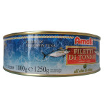 Tonno filetto o.oliva 8pz x 1800 gr